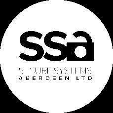 SSA White Circle